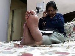 Feet of Mature Indian Princess 6