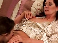 Magdalene St Michaels with April ONeil having a whole pile of g/g fun