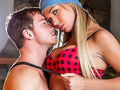 Connor Maguire & Aubrey Kate in Ts Sweeties Video