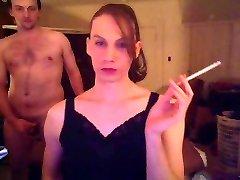 audrey smoking fetish hook-up