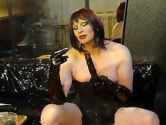 smoking fetish nipple have fun part 3