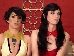 Trans Girl / Cis Gal Hump: Bianca Stone, Mandy Mitchell