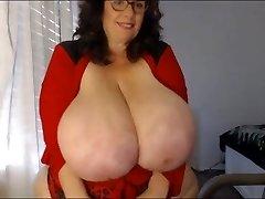 Enormous Huge Xxl Natural Tits