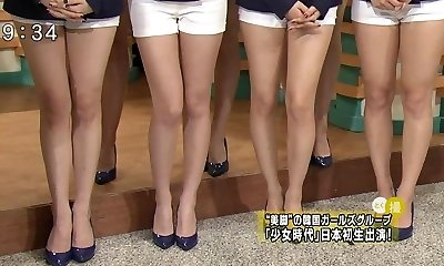 Dolls' Generation's Very Beautiful Legs