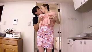 Incredible Japanese whore Aoi Aoyama in Magnificent JAV censored Milfs, Hairy flick