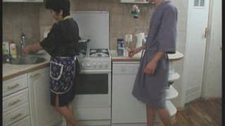 Fuck-a-thon With Mature After Shower
