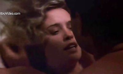 Celebrity Jessica Lange sexiest moments