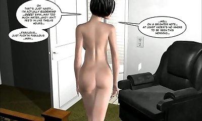TrioD Comic: Malevolent Intentions. Episode 9