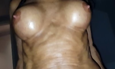 Mature by young cock homemade pov