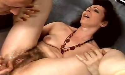furry granny anal squirter
