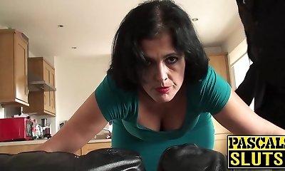 Mature Montse Swinger enjoys getting drilled ruthlessly