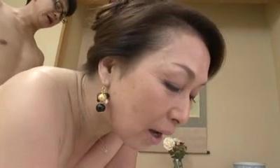 ZIEL-38 - Yuri Takahata - Opdrachtgever Oudere Vrouw Maagd
