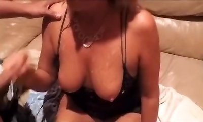 Crazy homemade creampie, cellphone, missionary adult vignette