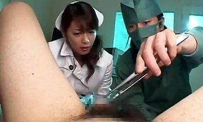 Humiliated Nurse