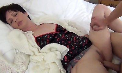 Mom Pummeled hard