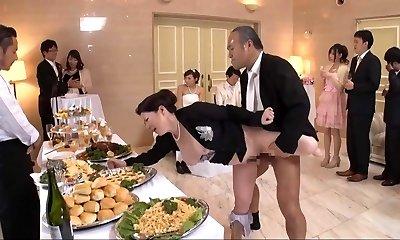 Kinky Japanese Marriage