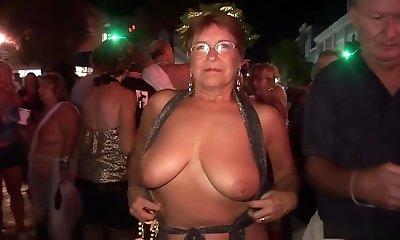 Best pornstar in epic group sex, striptease xxx video