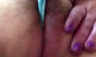Immense Pussy Panty Play. Cameltoe Wedgie Wife