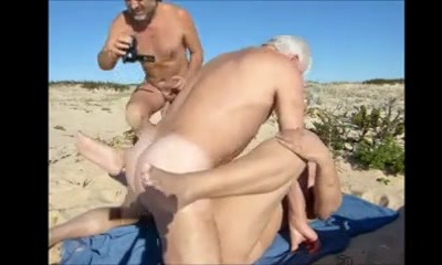 wife,steaming sex at the beach