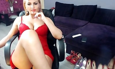 Hottest blonde mature cam chat 2