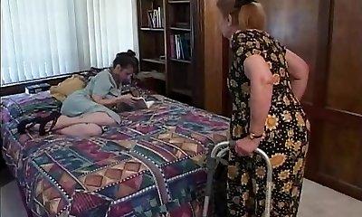 Mature brunette indulges in scorching sucky-sucky sex