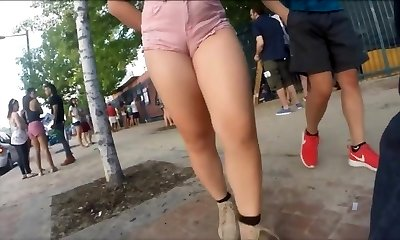 Deep cameltoes hidden cam mix