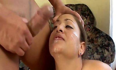 chubby moms first deep ass fucking sex