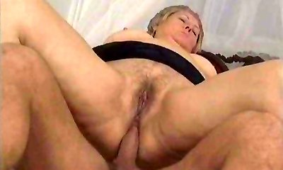 Round Granny loves it..