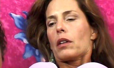 Best pornstar Sherry Wynne in crazy internal ejaculation, anal adult movie