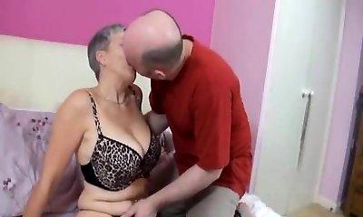 British MILF fucked