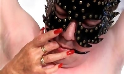 Horny pornstar Domina Alexandra in exotic mature, blondie porn video