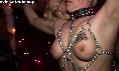 Karin Wild & Mistress Cruella in Karin Gets Educated By Her Mistress - FunMovies