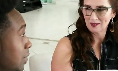 Crumb Not Mom Maria Fawndeli Gives Hand-job Supreme Teen Stepson