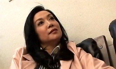 Incredible Japanese slut Emi Yokoyama in Hottest Foot Fetish, Dildos/Fucktoys JAV sequence