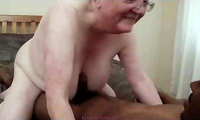 66 yo granny