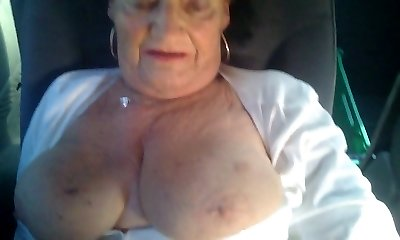 Old Whore Fucked