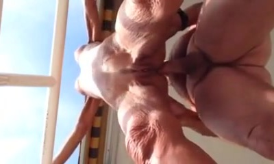 Amateur grenny assfuck downright pozision in hotel