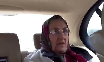 Turbanli Grandma