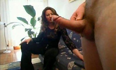 mature italian mom fucked