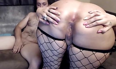 humungous arse mature bitch felony takes anal