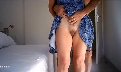 Other Nurse commando again for hidden cam