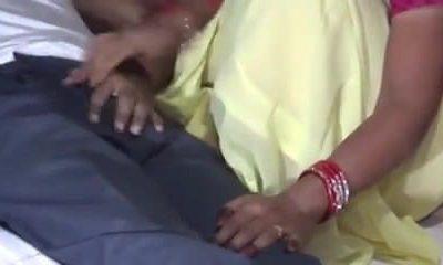 Shagging my grannie maid again ghar ghap sound