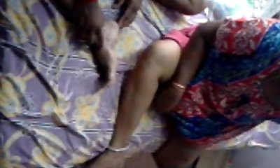 South Indian Mature TAMIL Couples Intercourse Tape-II