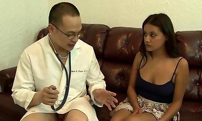 Fabulous pornstar Selma Sins in crazy creampie, mexican porn clip