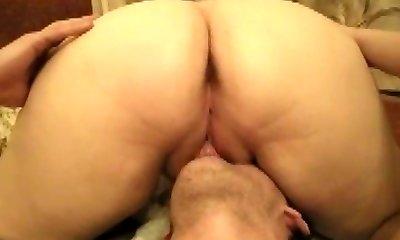 Boy licking  pussy big butts milfs