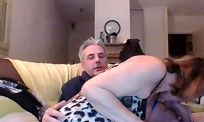 Mom And Father Caught Fucking
