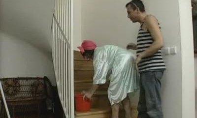 Boss Tear Up Mature Maid