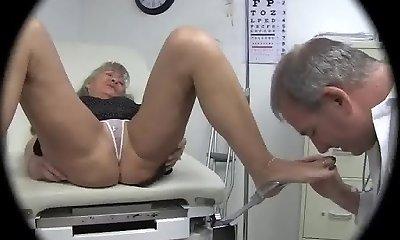 Doctor Studies Feet Trailer