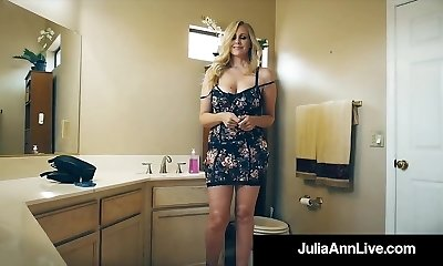 The Hottest Milf In Porn Julia Ann Bangs A Full Porn Beginner