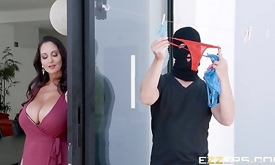 Ava Addams In Moms G-string Bandit